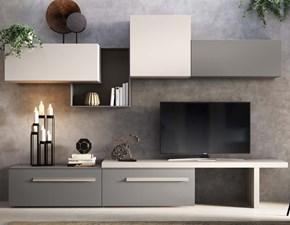 Porta tv Mottes mobili abaco 03 Artigianale con un ribasso del 40%