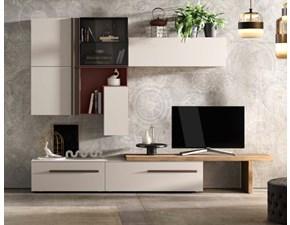 Porta tv Mottes mobili abaco 05 Artigianale OFFERTA OUTLET
