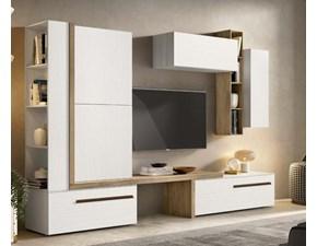 Porta tv Mottes mobili abaco 07 Artigianale OFFERTA OUTLET