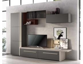Porta tv Mottes mobili abaco 09 Artigianale OFFERTA OUTLET