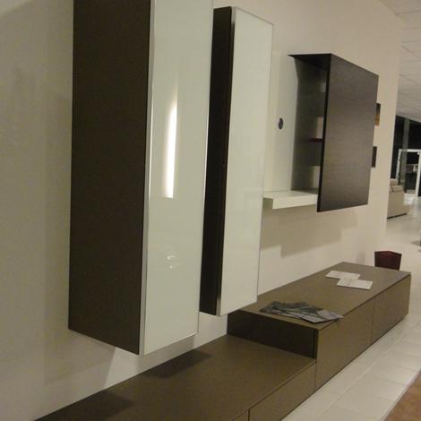 Porta TV Pianca Spazio box scontato del -50 % - Soggiorni a prezzi scontati