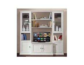 Porta tv Positano Artigianale in stile classico a prezzo scontato