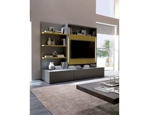 Porta tv Smart living  di Ozzio con uno sconto del 25%
