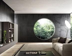 Porta tv Yad 27 Orme in stile design a prezzo scontato