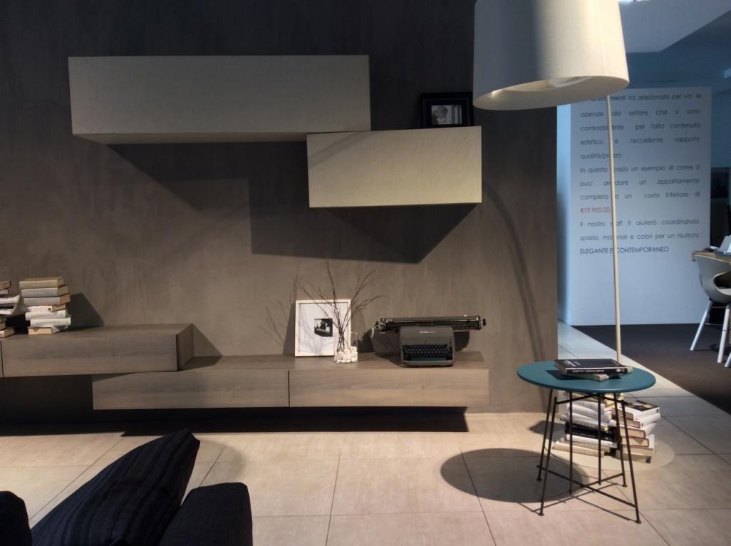 Presotto italia soggiorno inclinart soggiorni a prezzi for Presotto mobili prezzi