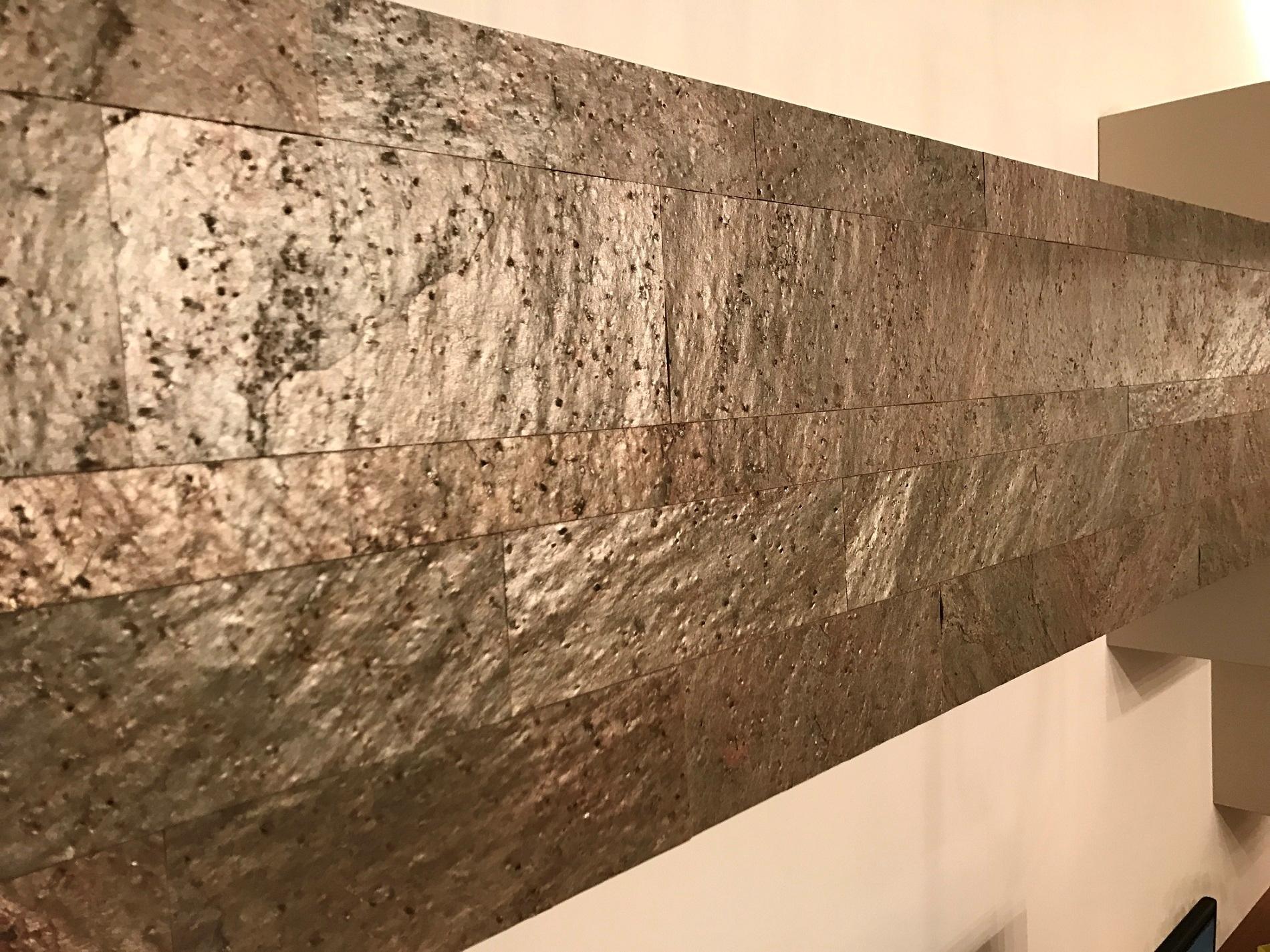 Parete Pietra Soggiorno ~ Il meglio del design degli interni