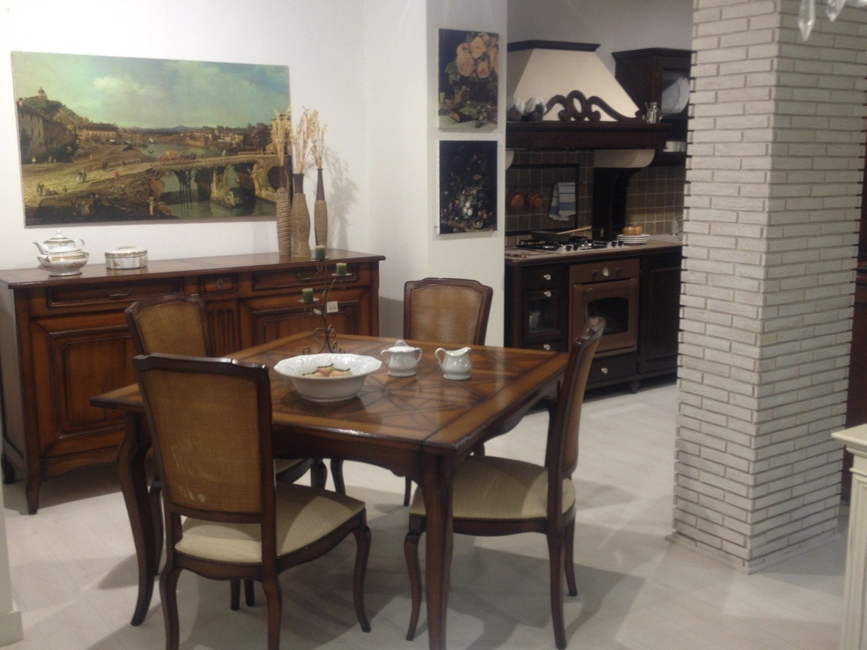 Beautiful Mobili Sala Da Pranzo Classica Images - Idee Arredamento ...