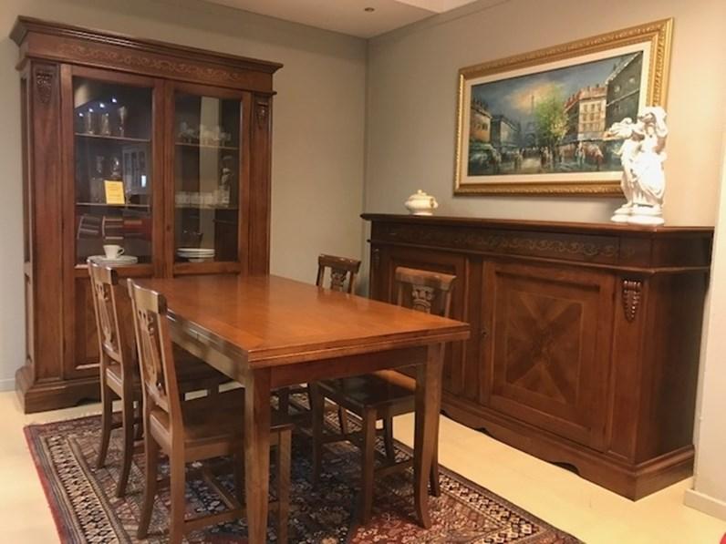 Sala Da Pranzo Moderna Prezzi : Sala da pranzo completa stile bassano a prezzo ribassato sala da