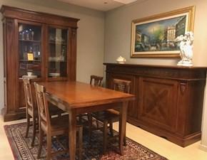 Mobili Sala Da Pranzo Prezzi : Sala da pranzo con mobili intarsiati in noce con tavolo allungabile