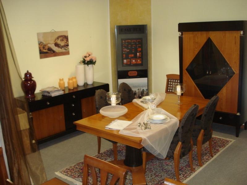 Sala da pranzo selva mod heritage design lorenzo bellini for Sala da pranzo prezzi