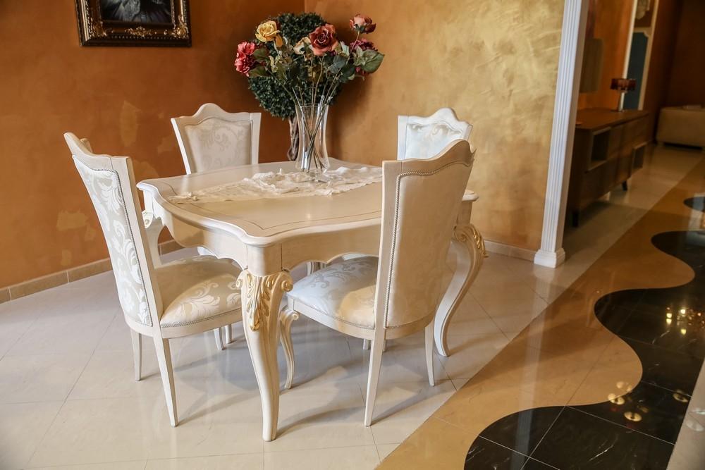 Sala Da Pranzo Shabby Chic : Quadri shabby chic sala da pranzo milwaukee stile shabby chic