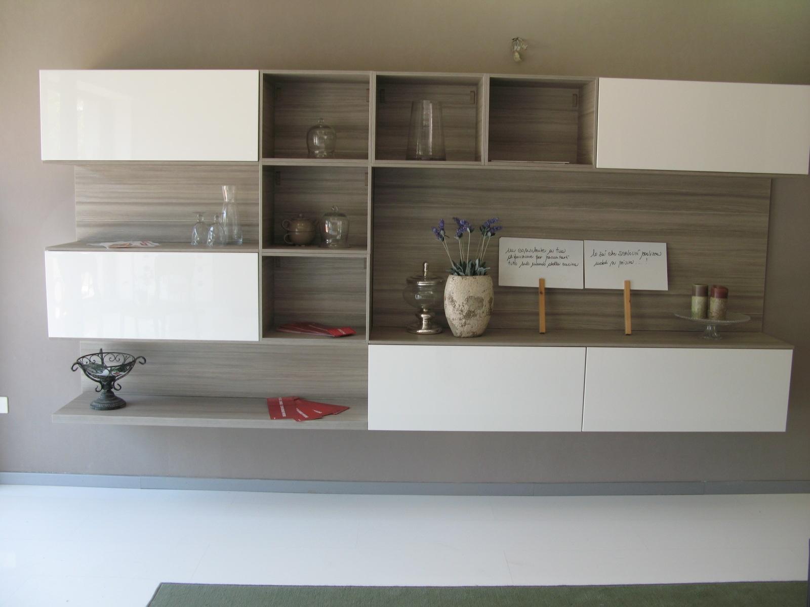 Scavolini offerta outlet soggiorno mod liberamente - Deumidificatori a parete prezzi ...