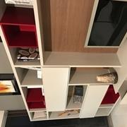 soggiorno moderno in outlet brianza