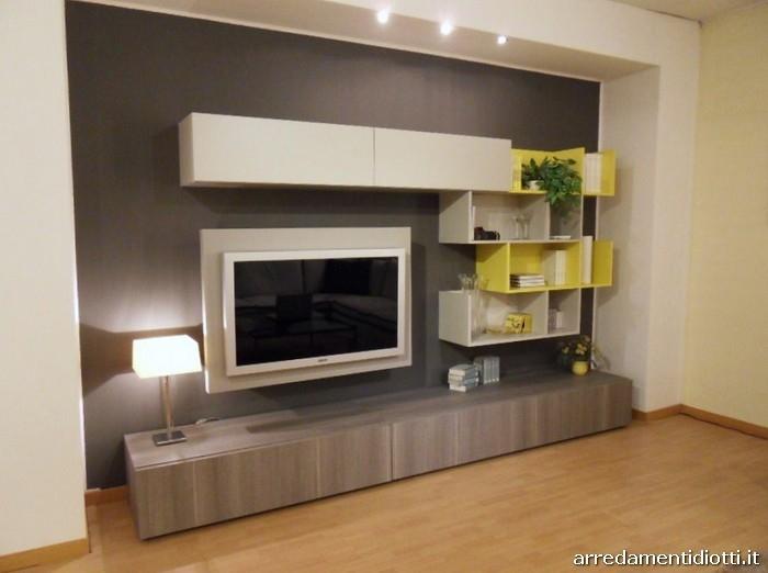 Pavimento grigio pareti tortora design casa creativa e - Mobili color tortora ...
