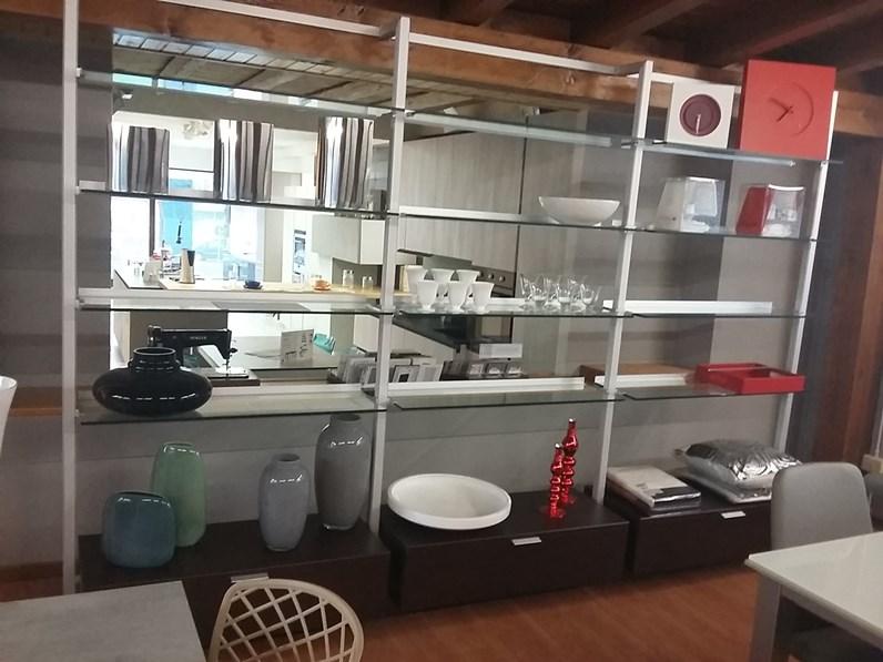 Libreria calligaris modello gallery in vetro for Lago librerie prezzi