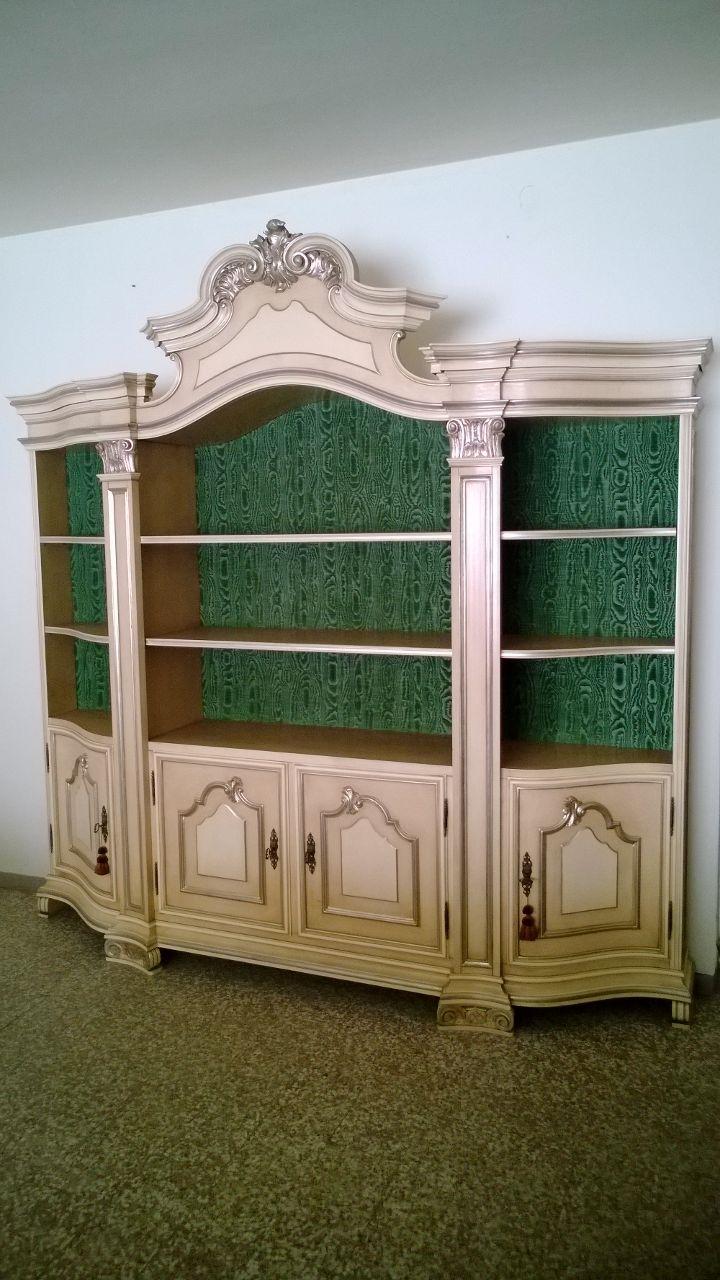 Soggiorno carpanelli libreria classica scontato del 67 - Carpanelli mobili ...