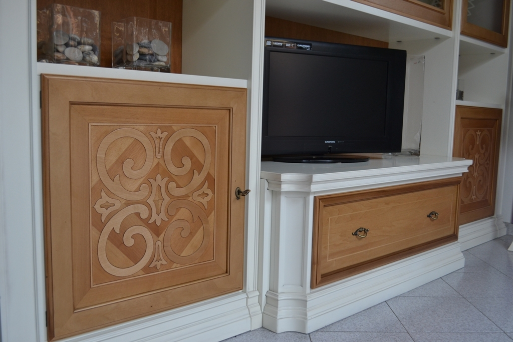 Arredamento soggiorno classico moderno for Arredamento stile classico moderno