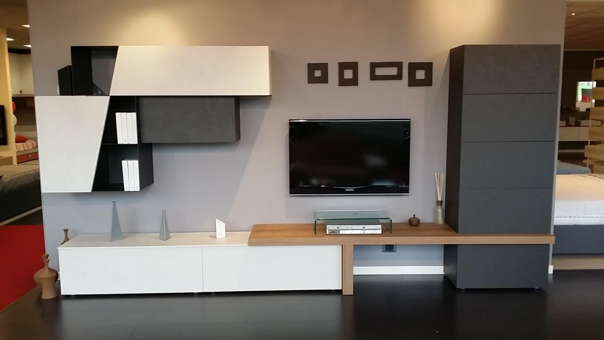 Soggiorno compas atlante porta tv soggiorni a prezzi scontati - Soggiorno porta tv ...