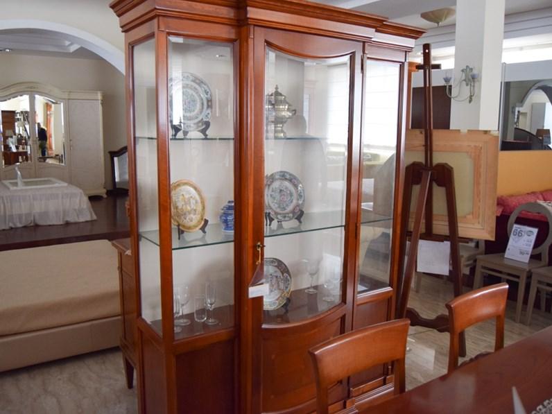 Soggiorno completo B087 Artigianale in stile classico a prezzo ribassato