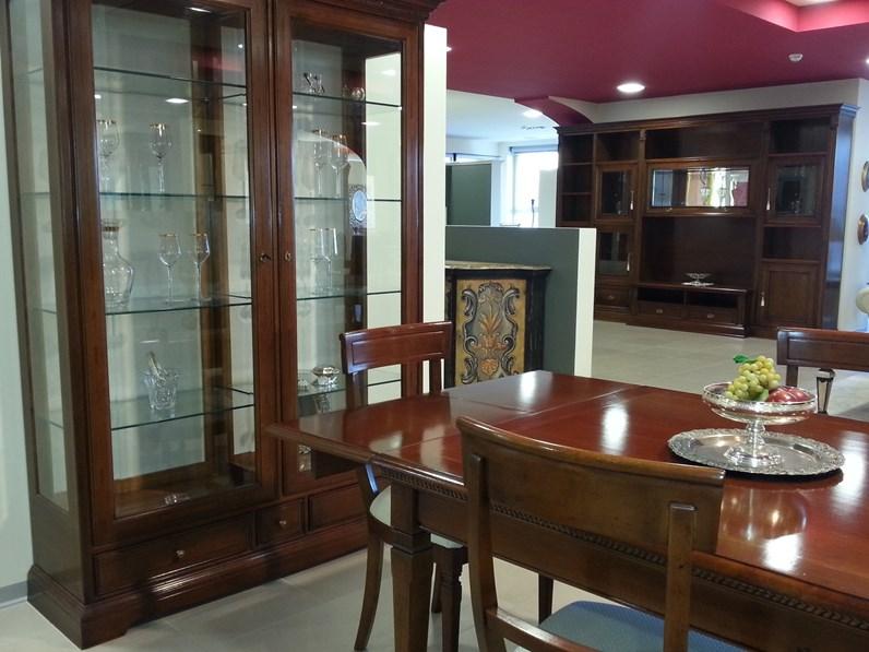 Soggiorno completo in legno stile classico I ciliegi Le ...