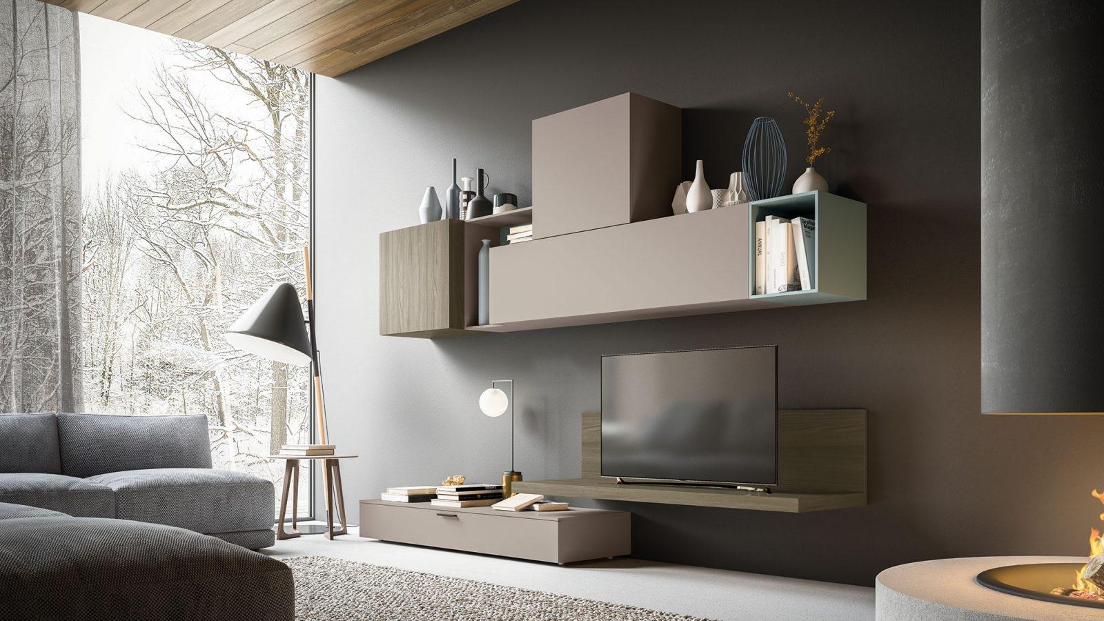 Soggiorno orme light day in offerta soggiorni a prezzi for Immagini living moderni