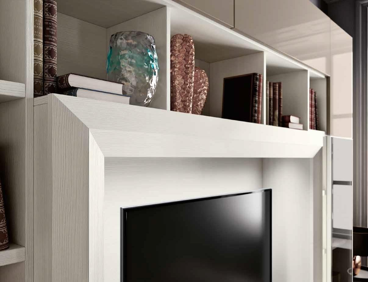 Soggiorno moderno angolare latest incredibile mobili ad for Salotti particolari