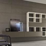 Soggiorno Dall'Agnese Porta tv  Laccato Opaco Porta Tv Design