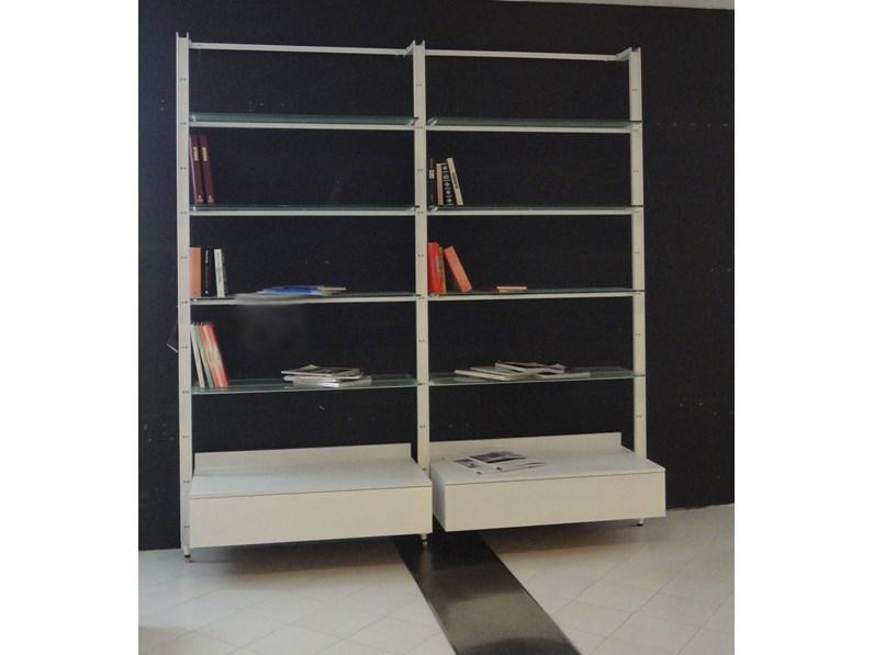Desalto Libreria Vetro Librerie Moderno