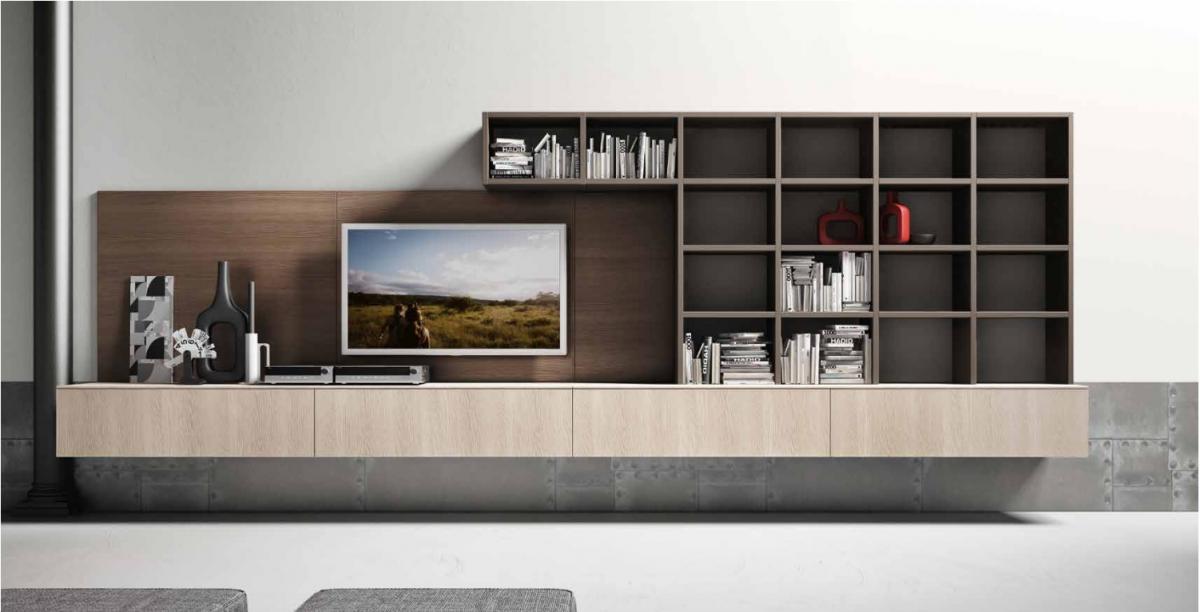 soggiorno mobili porta tv e mobile contenitivo porta tv ... - Soggiorno Foto Mobili