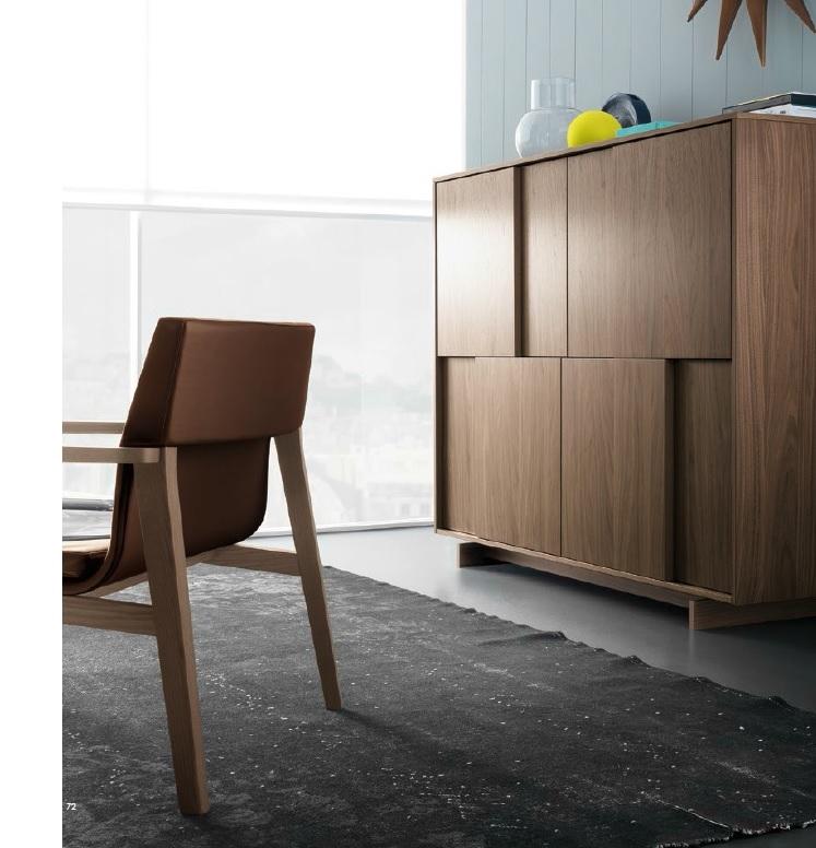 Mobile da soggiorno moderno Frame design Jesse - Soggiorni a ...