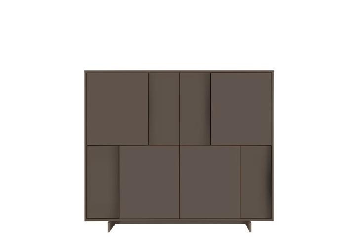 Mobile da soggiorno moderno frame design jesse soggiorni for Mobile da soggiorno moderno