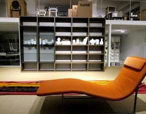 Soggiorno Jesse Libreria soggiorno studio legno rovere termotrattato Librerie