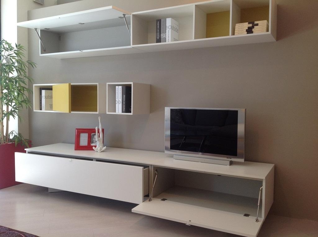 mobile soggiorno bianco laccato : Mobile Soggiorno Bianco Laccato A Milano Kijiji Annunci Di Ebay ...