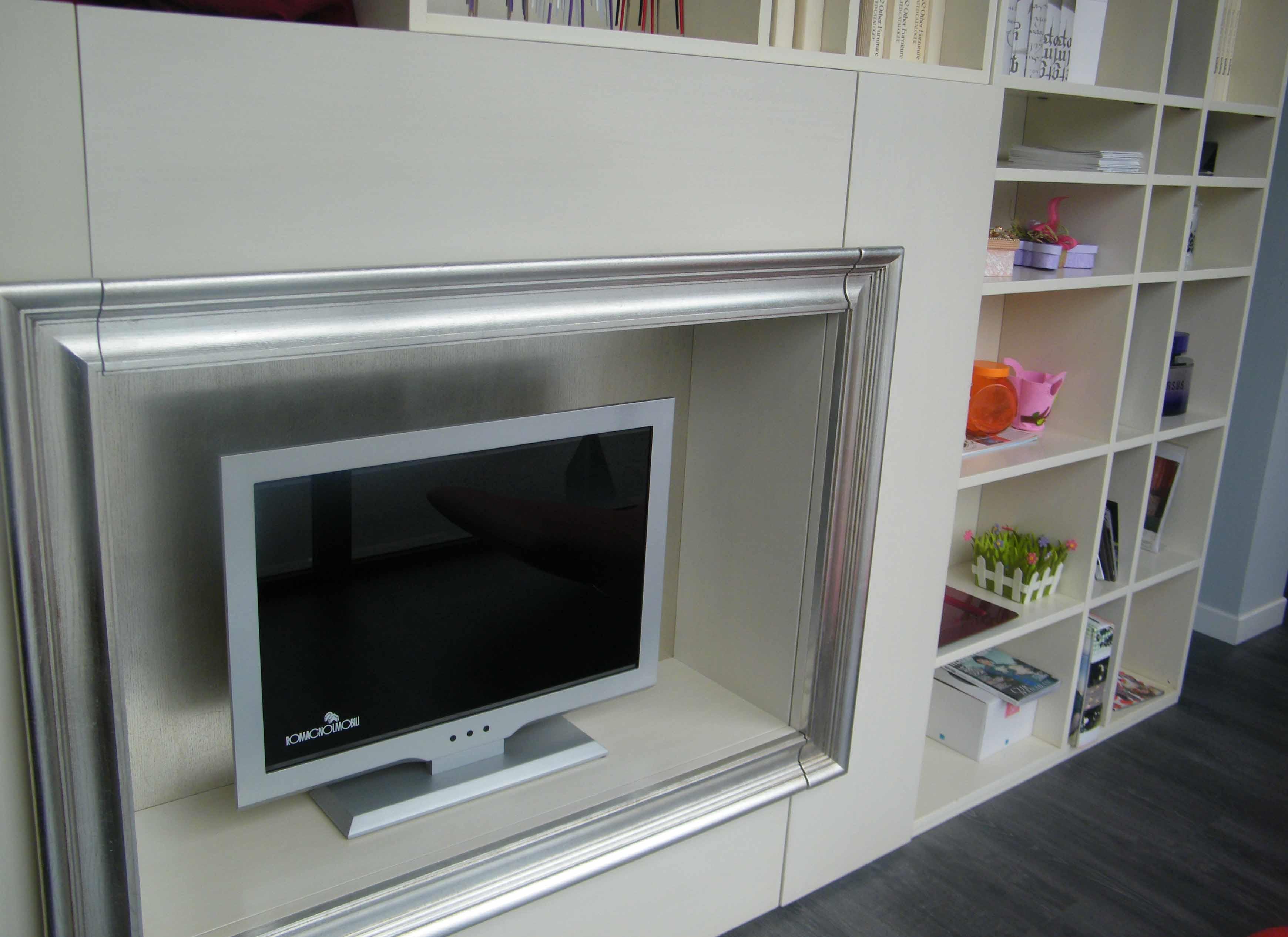 100+ [ Mobili Porta Tv Offerte A ]  Soggiorno Moderno Iago Composizione Mobile Porta Tv Con Led ...