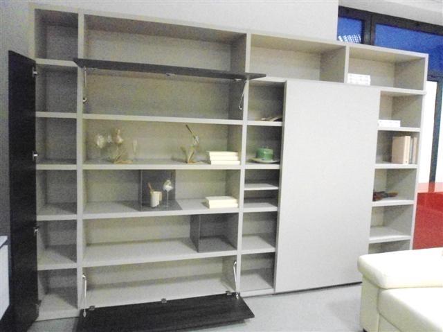 Soggiorno libreria Vitality - Soggiorni a prezzi scontati
