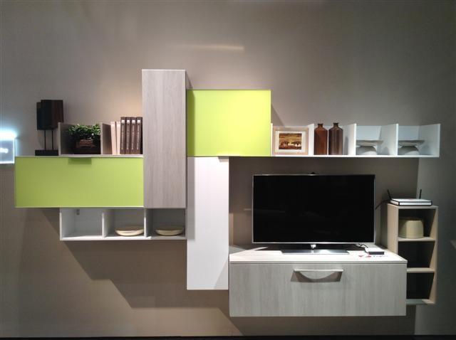 Soggiorno Verde E Grigio ~ Idee per il design della casa