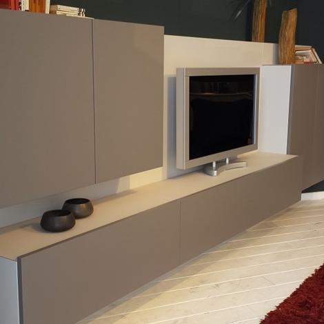 Misuraemme mobile soggiorno tao 10 laccato opaco laccato - Mobile soggiorno moderno offerte ...