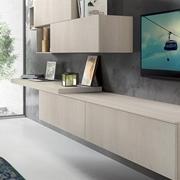 Soggiorno Mobil Spa Mobile per televisione Laminato Materico Componibili Moderno