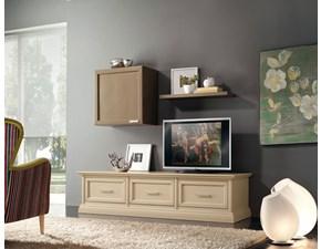 mobile soggiorno porta Tv living moderno in legno