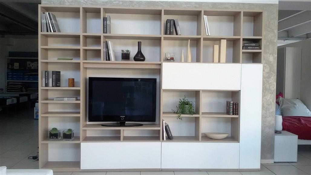 Arredo Soggiorno Mobilgam ~ Idee per il design della casa