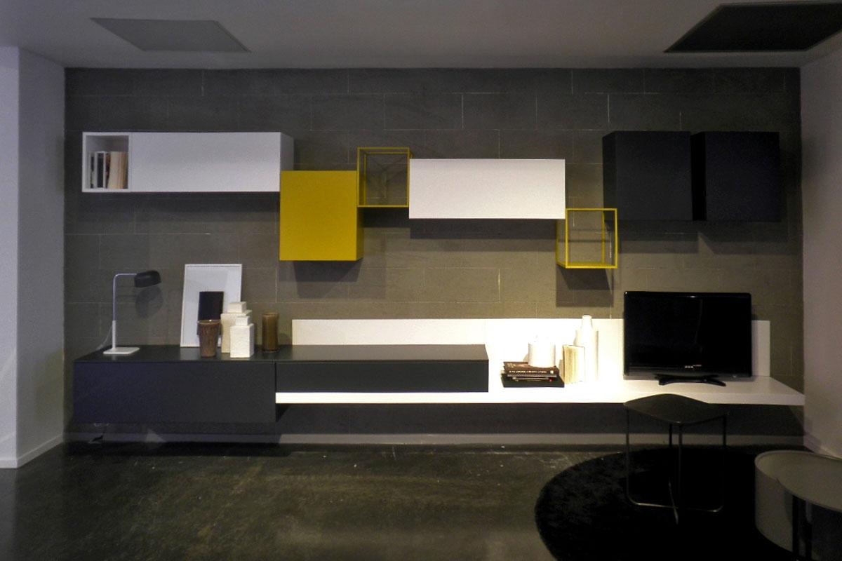 Soggiorno moderno 2zz soggiorni a prezzi scontati - Mobile soggiorno moderno ...