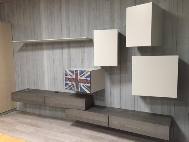 soggiorno moderno presotto - Soggiorni a prezzi scontati