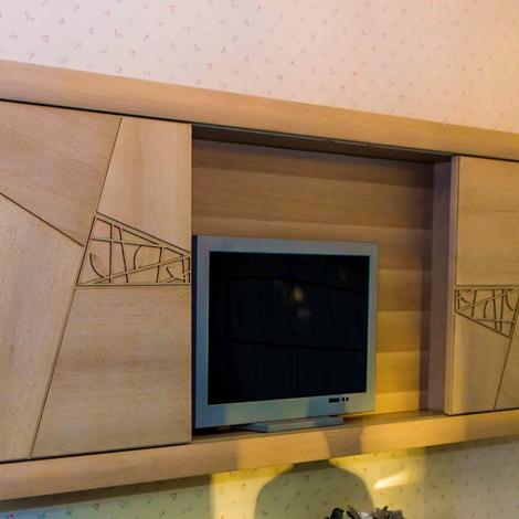 Pensile porta tv modo10 decor lux scontato del 68 for Modo10 decor prezzi