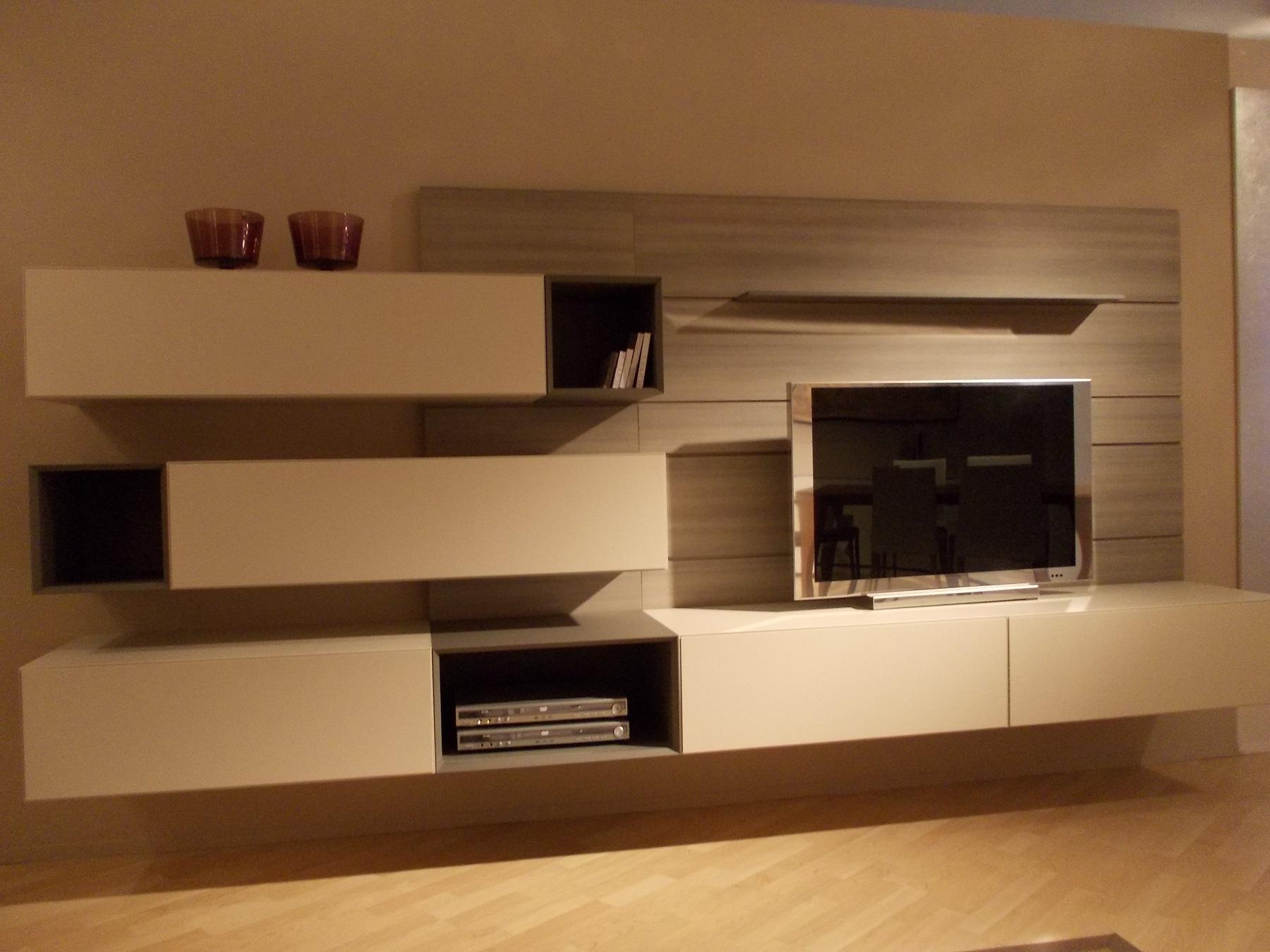 Soggiorno modulnova more laccato opaco pareti attrezzate design soggiorni a prezzi scontati - Pareti attrezzate design ...