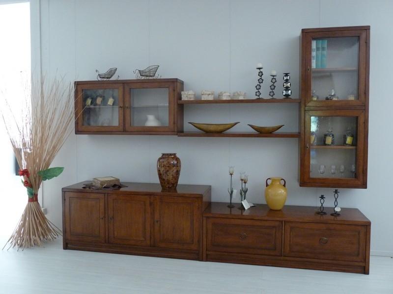 Soggiorno moletta m2 classico pareti attrezzate soggiorni a prezzi scontati - Mobili soggiorno classico ...