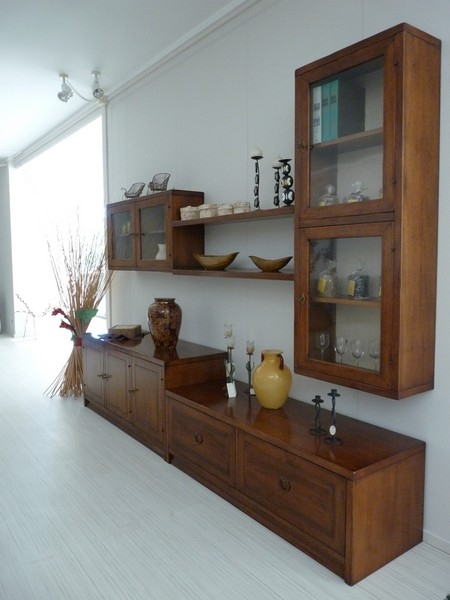 Soggiorno moletta m2 classico pareti attrezzate for Pareti attrezzate soggiorno