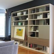 Soggiorno Molteni & C Libreria modello 505 Laccato Opaco