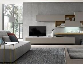 Soggiorno Orme Soggiorno living per tv Laccato Opaco Porta Tv Design