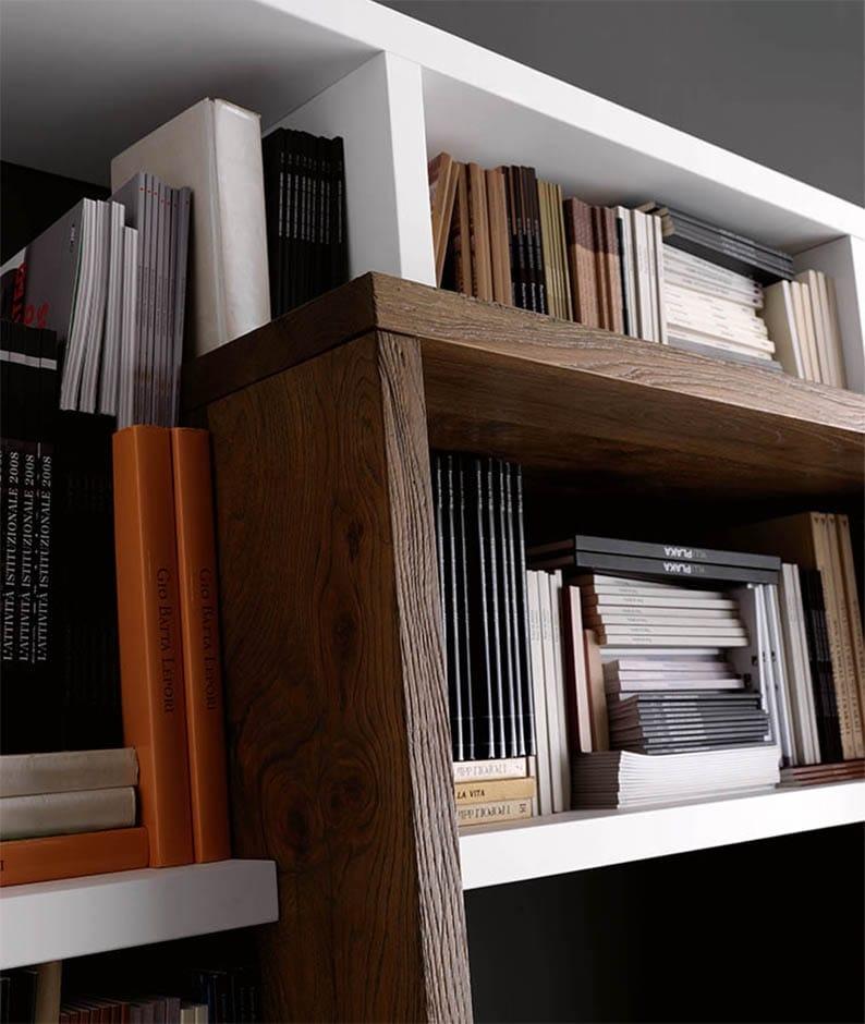 Soggiorno pacema soggiorno di legno legno librerie moderno for Soggiorno legno