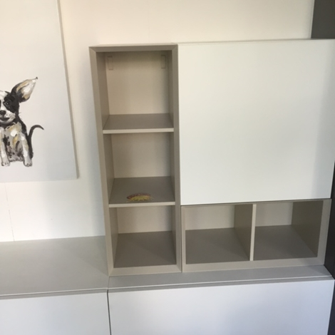 Soggiorno Pianca Libreria moduli pianca - Soggiorni a ...